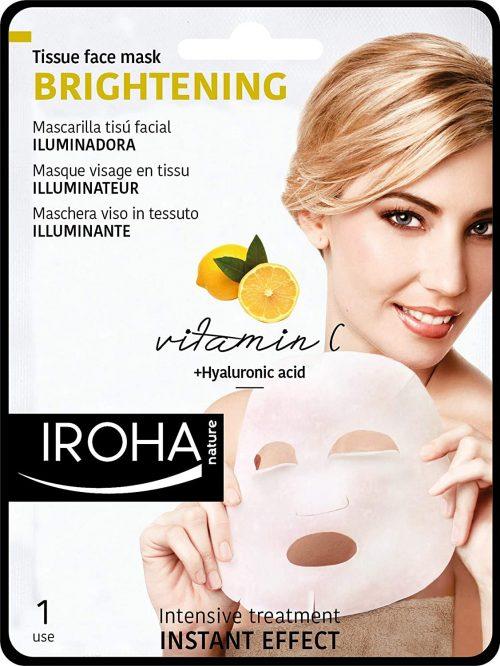 Antioxidant Vitamin C HA Face Mask 1 2