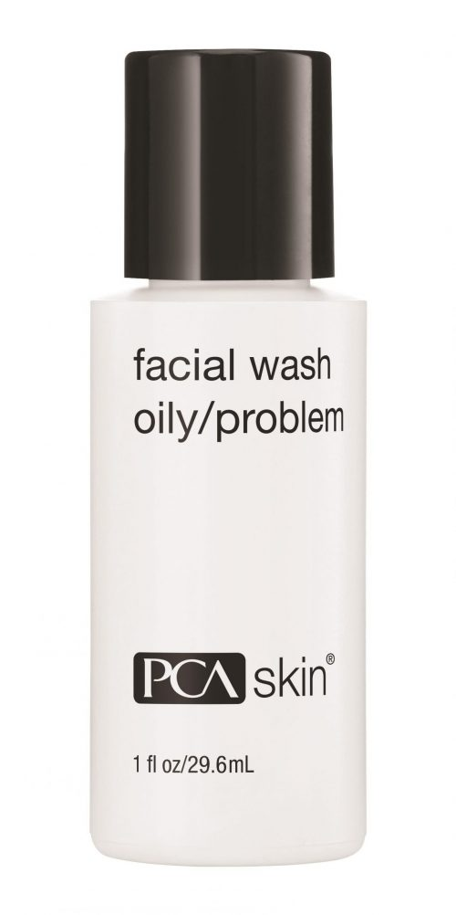 Facial Wash Oily Problem scaled