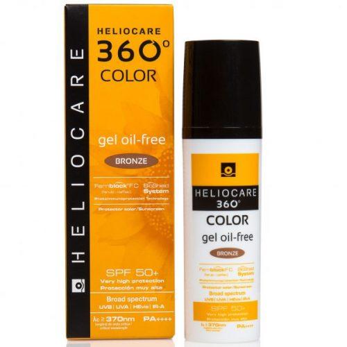 Heliocare 360° Colour Gel Bronze SPF 50 2