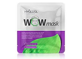 Hyalual Wow Mask Single