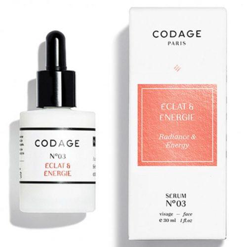 Codage Serum No.3 – Radiance Energy 30ml