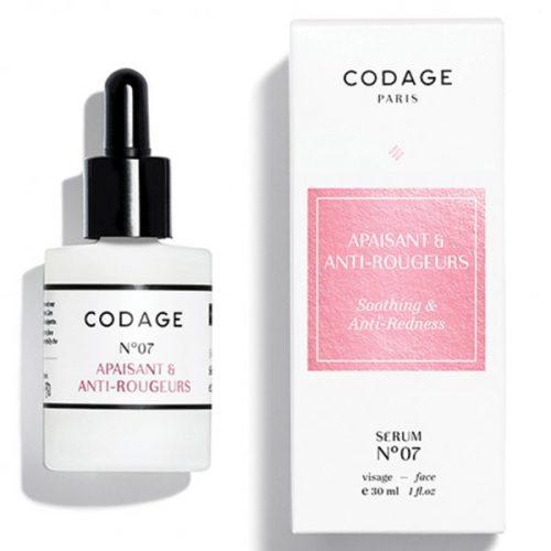 Codage Serum No.7 Sooth Anti redness 30ml